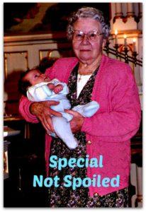 grandma rommen, blog