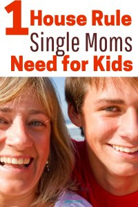 Parenting hack for single moms with teens and tweens