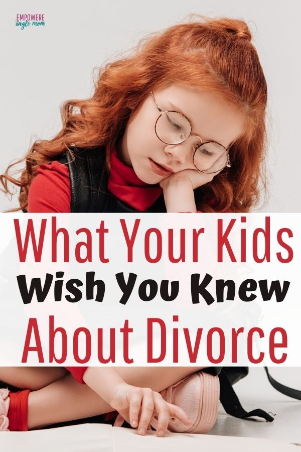 kids & divorce