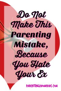 Parenting mistake to not make