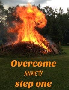 blog overcome anxiety