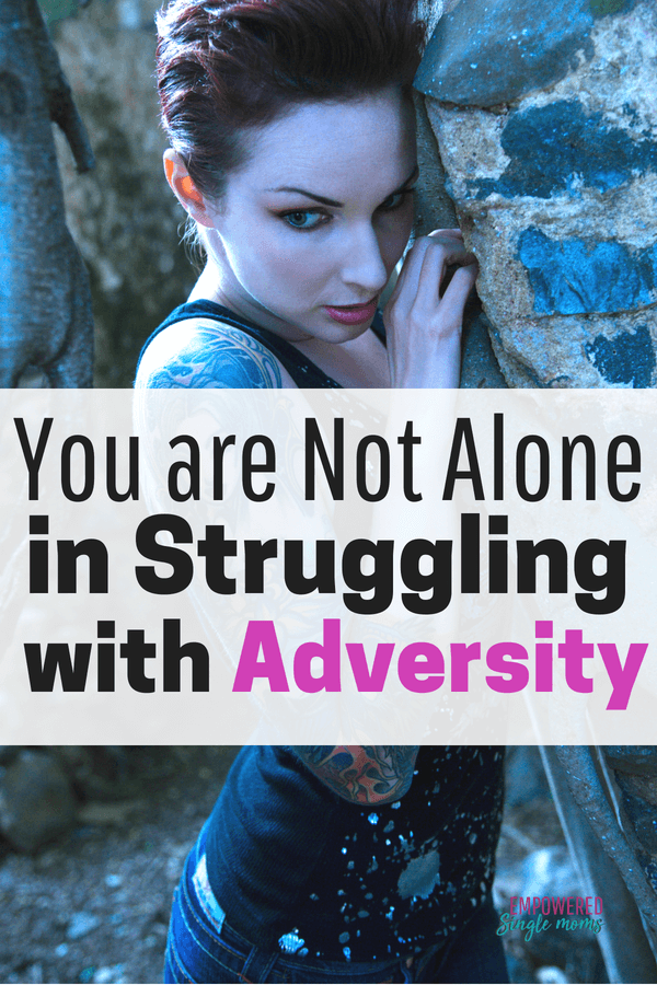 Adversity is an opportunity for inspiration and learning
