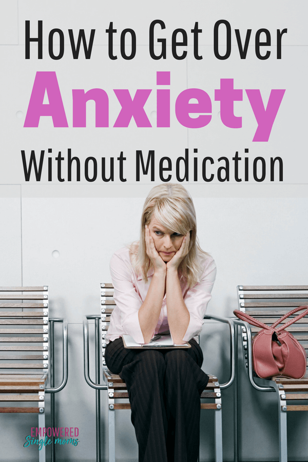 get over panic attacks