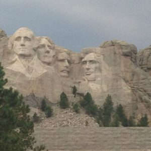 Mount Rushmore Lessons
