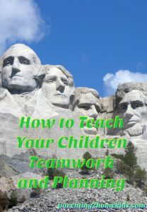 Teamwork, planning are only 2 of the things Mt. Rushmore can teach us.