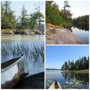 The Boundary Waters Canoe area has may wonders.
