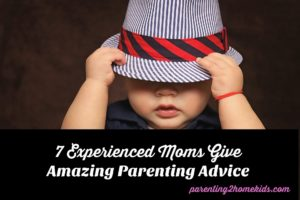 Parenting Advice From Experienced Moms