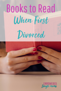 These are the books to read when you first get divorced.