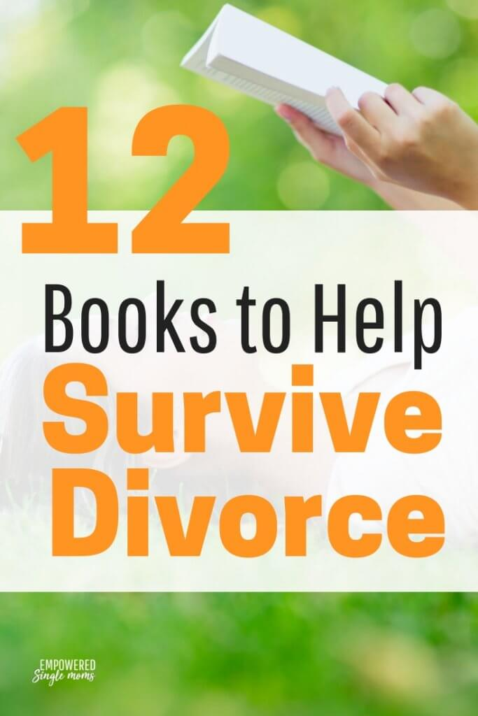 Read these books when you are first divorced. You will find guidance on getting through grieving, helping your kids adjust, dating when you are ready. These books are fantastic resources.