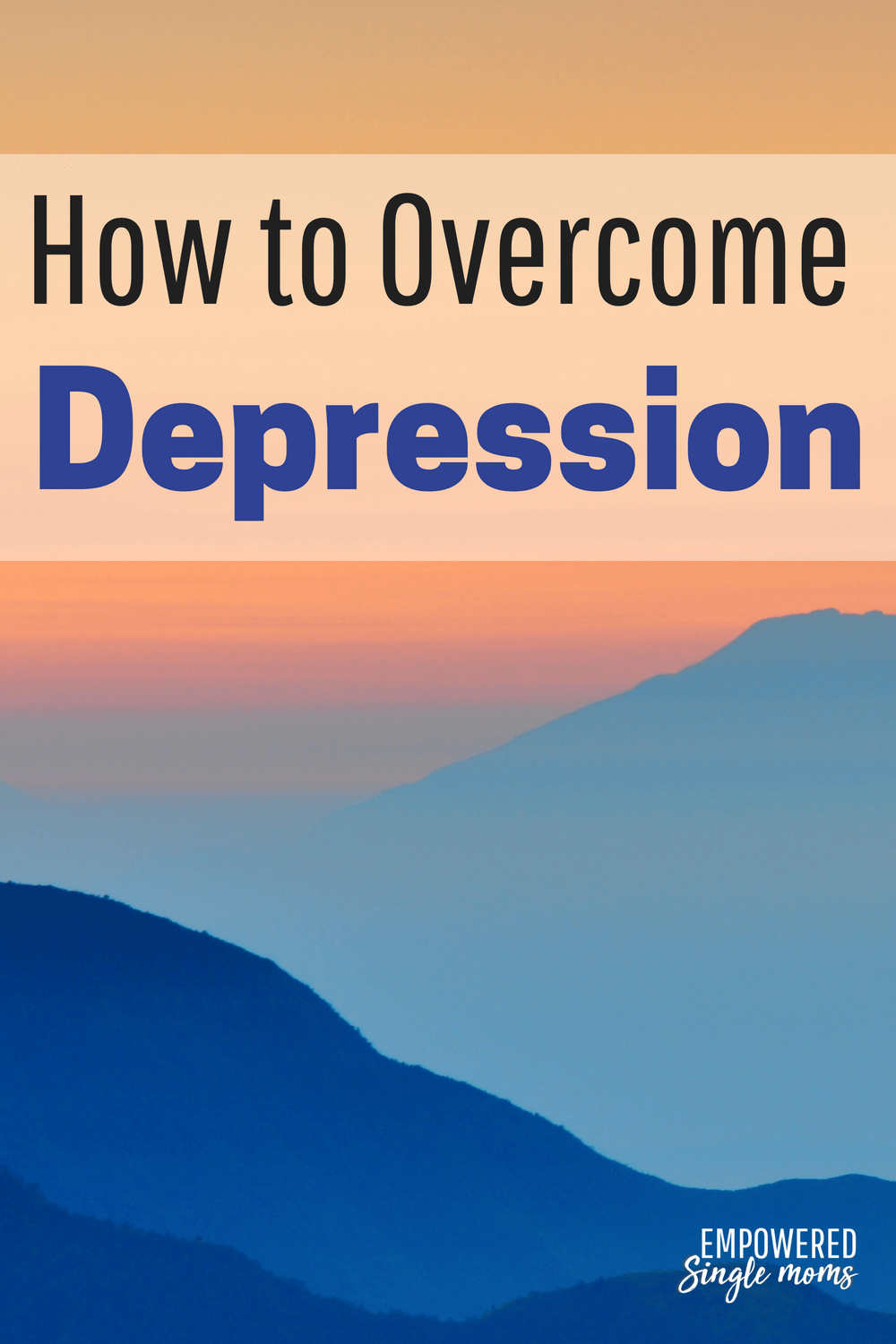 depression recovery