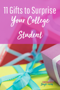 Gifts for starting college