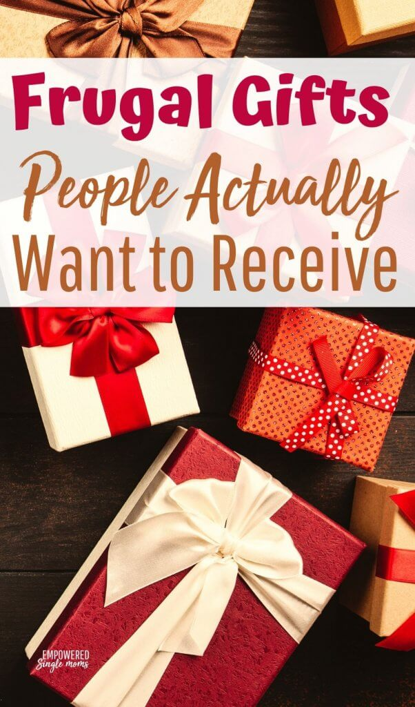 cheap gifts people want