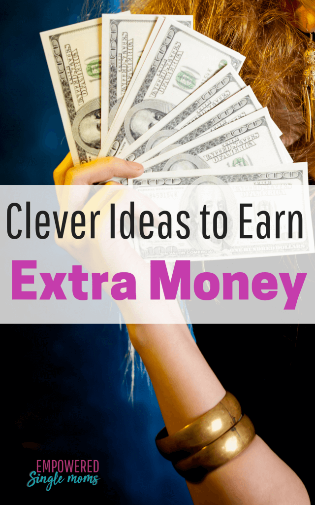 ideas for single moms to make extra money
