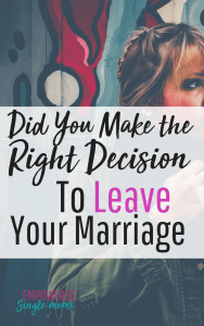 """Are you seperated and wondering, """"should I divorce?"""". Do you need advice on how to think this through?#divorce"""