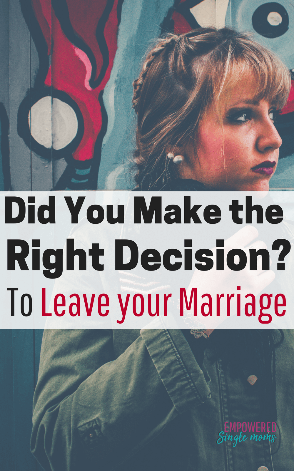 10 Reasons to Get Divorced There are times when divorce is the est decision. #singlemom #divorce
