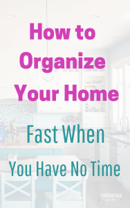 Cheap organizing ideas for you and your teens. Keep your office tidy. Get ideas to keep paperwork manageable, storage for toys and keeping your kitchen clutter free.