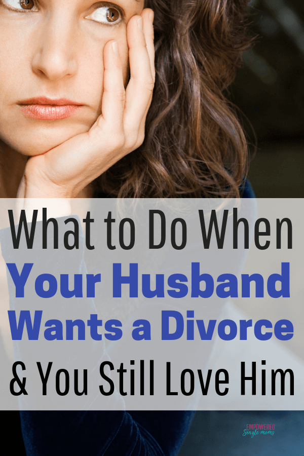 "If you are asking, ""What do I do, my husband wants a divorce and l don't?"" You can find advice here on how to survive and get through the devastation. These tips to for women will help you survive the pain. #divorce"