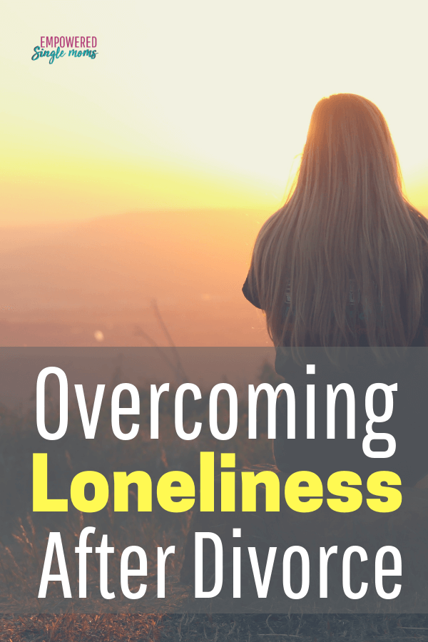 When relationships end with divorce or death the loneliness can be crushing. These feelings will ease over time. Learn how to overcome loneliness in your life. This article will inspire you in your journey to overcoming loneliness