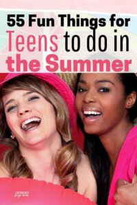 teen girls happy