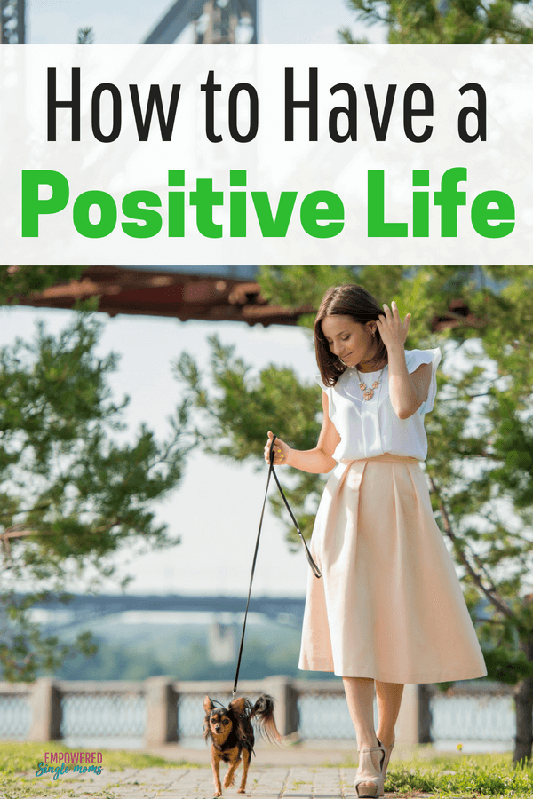 25 tips for a positive life