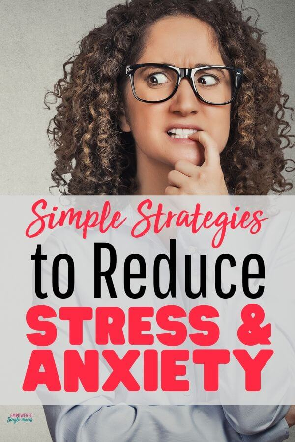 Tips for anxiety and stress relief. Get these natural strategies to calm down, reduce anxiety and stress. Learn how to change your thoughts and increase mindfulness.