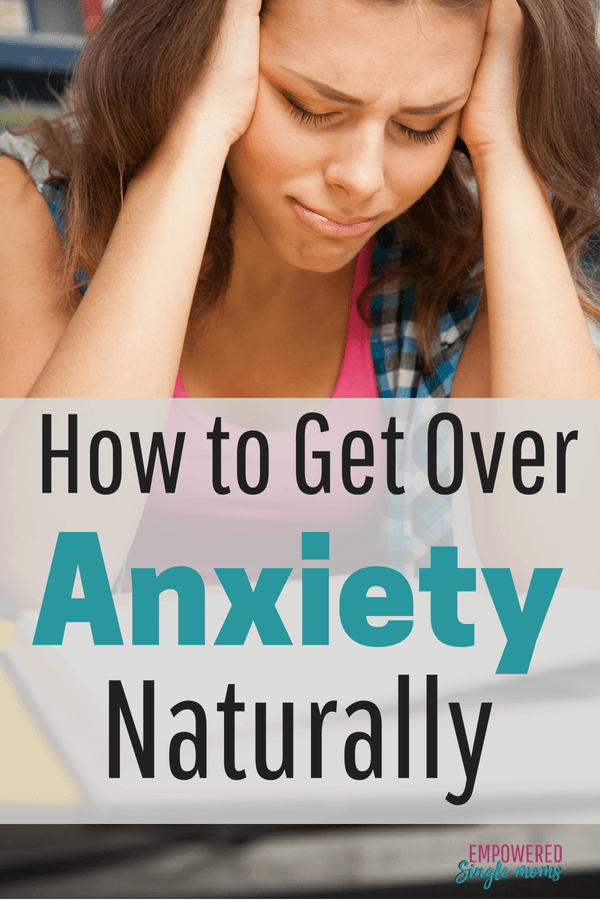 Learn how to get over anxiety and panic attacks now. You can have a peaceful life. Start today your mental health is too important to ignore. Learn how to change the thoughts that feed your anxiety.