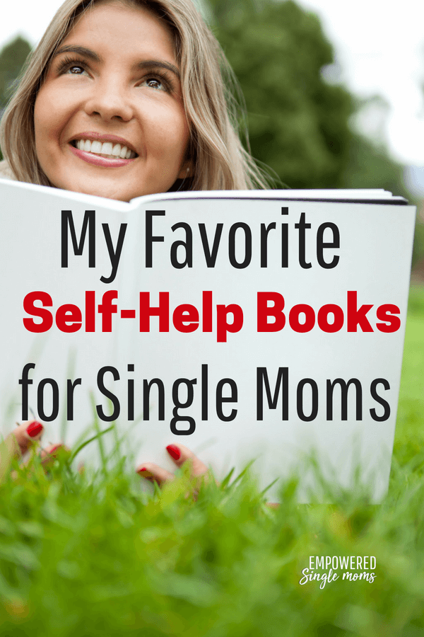 self help books for single moms