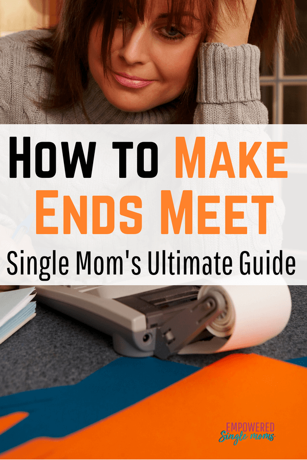 Single moms can and do make their money last until the end of the month. Frugal living is important, but it takes more than that to make ends meet as a single parent. Learn awesome life hacks to thrive with a single income earner.