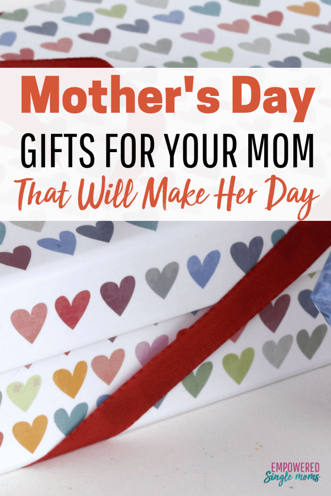 Meaningful Mother's Day gifts for your mother when she has everything