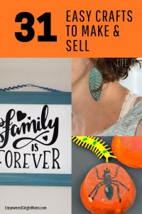 Easy craft ideas to make extra cash for adults or teens