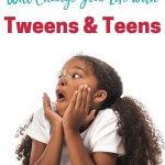 Teens & tweens house rule