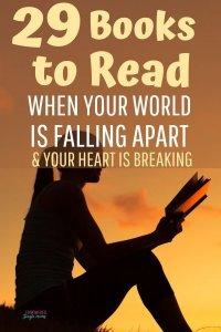 Books to fix a broken heart