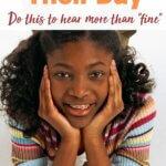 tween African American girl