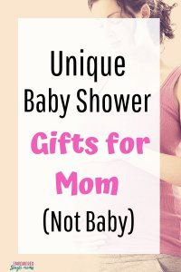 baby shower gifts for expectant mom