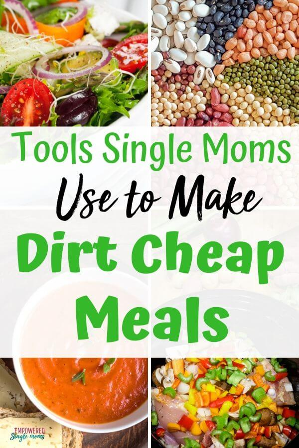 Tools for Dirt Cheap Meals