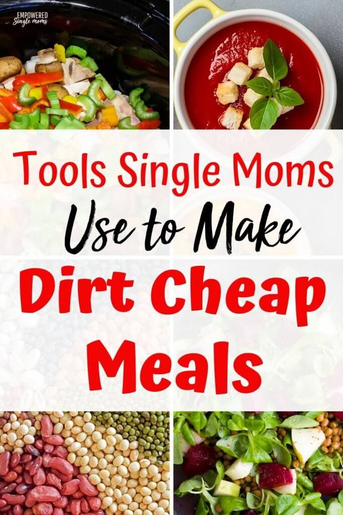 Meal Prep Tools for Single Moms