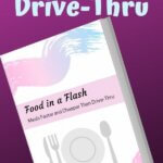 food in a flash book