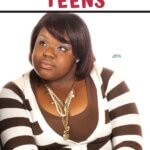 bored teen girl